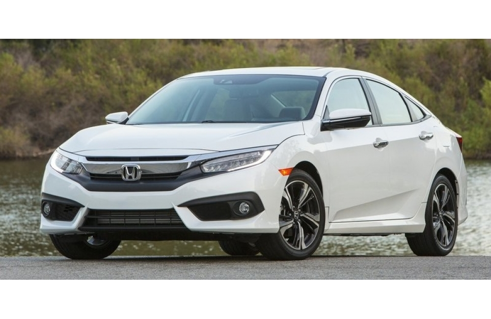 Honda Civic 2017 Turbo 1.5 CVT