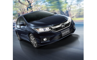 Honda City 2017 1.5 V TOP