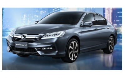 Honda Accord 2018 2.4AT